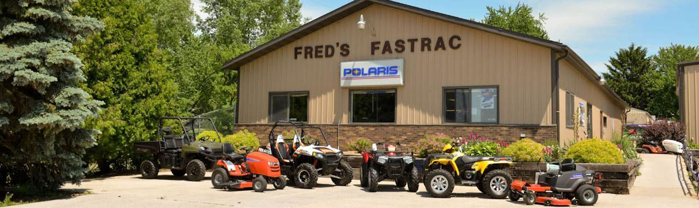 Fred's Fastrac storefront, located in Fond Du Lac, WI